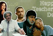 Bollywood actors wishes Happy Teachers Day