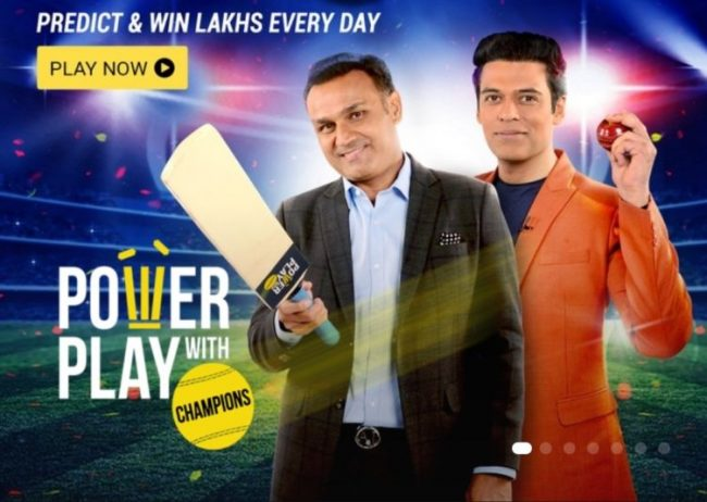 Flipkart 14 April Power Play With Champions Quiz Answers : Surprize Gift for you