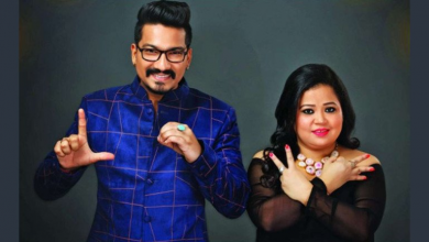 Bharti and Harsh Released