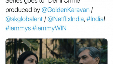 Delhi Crimes get International Emmy for Drama Series