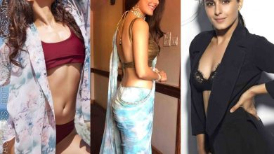 Isha Talwar Hot Photos 10 Fotor Collage