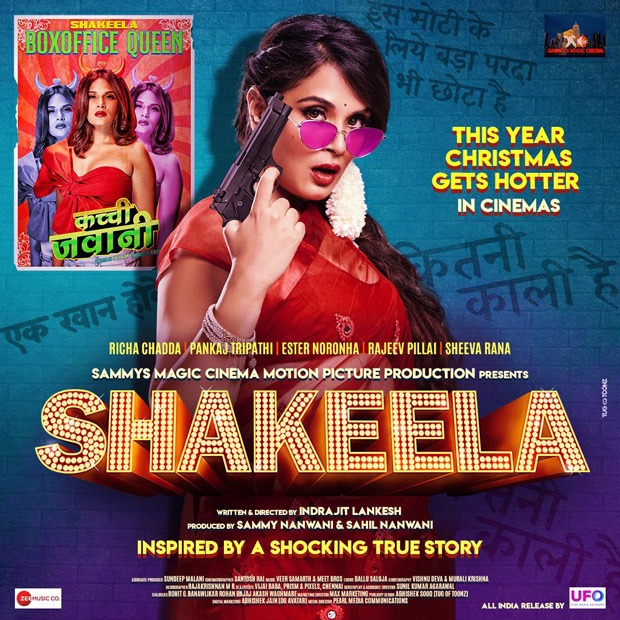 Richa Chadha starrer Shakeela to release this Christmas 2020 in theatres