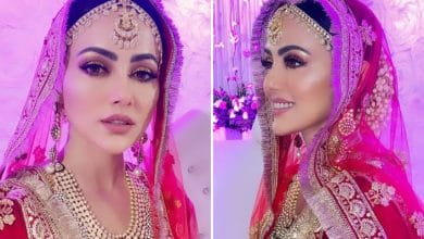 Sana Khan changes her name on Instagram handle
