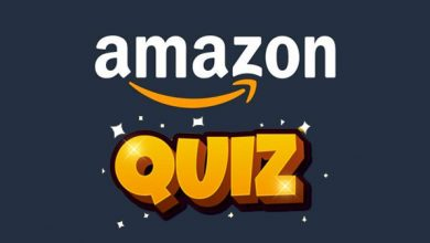 Amazon Quiz Answers Updated