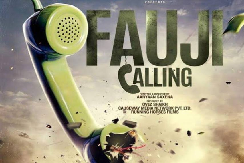 Fauji Calling chronicles the life of a soldier and about the feeling of his family when he is on a front
