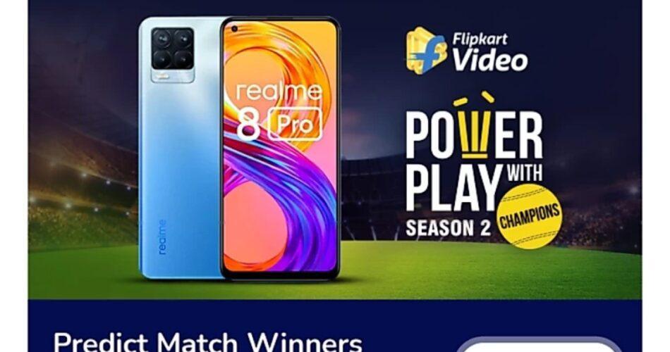 Flipkart 10 May Power Play With Champions Quiz : Win Infinix Smartphone